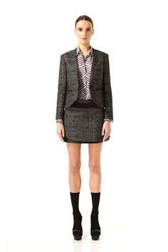 Diane von Furstenberg Pre-Fall 2013 Collection Slideshow on Style.com
