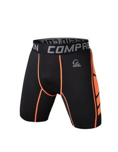 Sexy Mens Elastic Gym Running Shorts Fitness & Bodybuilding Mid Waist Trunks Tight Spandex Polyester high quality musculation