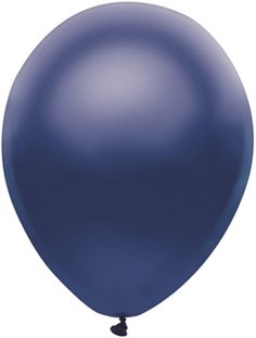 Color Azul Marino Navy Blue Balloon