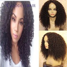 Deep curly full lace wigs Brazilian Virgin Hair Lace Front Wig With Baby Hair Glueless Full Lace Human Hair Wigs For Black Women