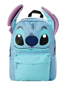 NWT Disney Lilo and Stitch I Am Stitch Alien as Dog Backpack School Book Bag  in Clothing, Shoes   Accessories, Unisex Clothing, Shoes   Accs, ... dca4eb9f13