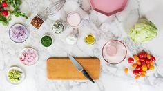 Summer salad recipe: iceberg lettuce makes a comeback on domino.com