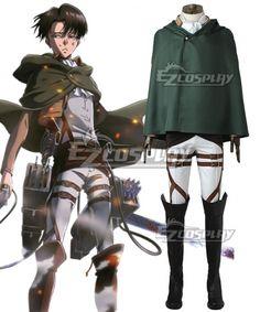 Eren Jaeger Cosplay, Mikasa Ackerman Cosplay, Levi Cosplay, Levi Mikasa, Cosplay Boots, Buy Cosplay, Cosplay Anime, Cosplay Outfits, Cosplay Costumes