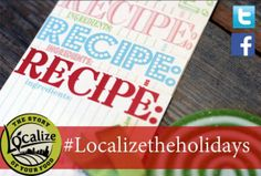 We want to help you #LocalizetheHolidays with delicious recipes from Localized Food Businesses. We have some incredible mouthwatering menu items to share with you
