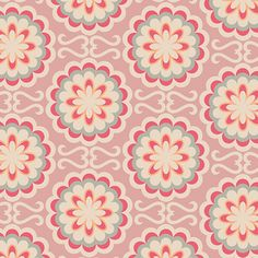 AGF Studio - Chromatics - Fancy Buttons in Rose