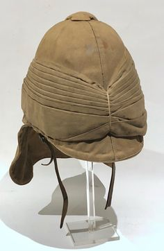 8390f5c55c15e Pith Helmet Neck Curtain & Corporal Chevron Foreign Service Helmet ...