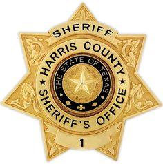 Harris county Sheriff TX