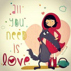 ihtiyacın olan tek şey...