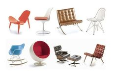 Collecting Miniatures: Vitra Mini Chairs