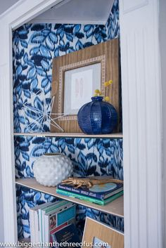 Modernize a Built-in with a few easy steps!