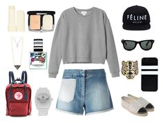 """untilted"" by michelledhrm ❤ liked on Polyvore"
