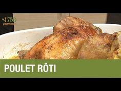 Recette de poulet rôti inratable - 750 Grammes