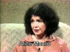"""Award winning author Alice Munro complains after some schools ban """"Lives of Girls and Women""""."""