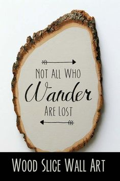 DIY Wall Art Ideas for Teen Rooms - DIY Wood Slice Wall Art - Cheap and Easy Wall Art Projects for Teenagers - Girls and Boys Crafts for Walls in Bedrooms - Fun Home Decor on A Budget - Cool Canvas Ar (Cool Crafts For Boys) Cheap Wall Art, Simple Wall Art, Diy Wall Art, Diy Art, Easy Wall, Wall Decor, Art Ideas For Teens, Diy Projects For Teens, Art Projects