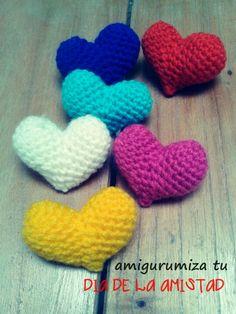 #diadelamigo #Paraguay #Asunción #losamiguitosderolopatricio #crochet #amigurumi
