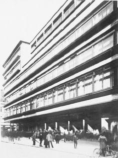 Wrocław - Dom Towarowy Rudolf Petersdorff