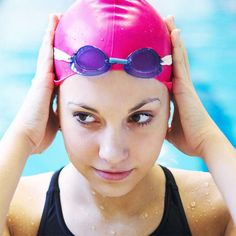 We've got more reasons for you to flaunt your favorite swimsuit this summer. Swimming can make over your muscles, transform you into a cardio goddess, and turn back the aging clock. Not only is it great for your muscles, it's great for your lungs. Read more on the 10 reasons to swim more and get ready to hit the pool.
