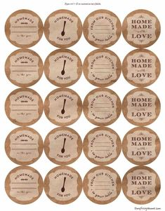 The extraordinary Printable Canning Jar Labels With Regard To Canning Labels Template Free picture below, is part of Canning Labels … Canning Jar Labels, Mason Jar Lids, Mason Jar Crafts, Wine Bottle Crafts, Canning Recipes, Labels For Jars, Vintage Canning Labels, Jam Jar Labels, Soap Labels