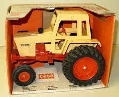 Vintage 1/16 CASE 1370 Agri-King