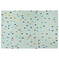 Confetti Fest Rug - by Ashley G for The Land of Nod