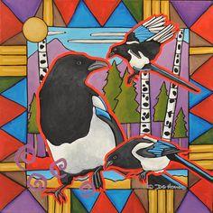 DG House Artist, Bozeman, MT