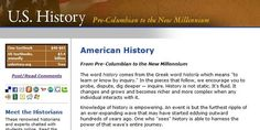 IHA offers free U.S. History textbook online