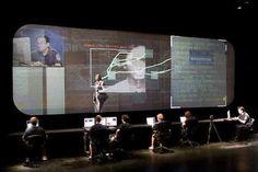Digital Divide e teatro Un'intervista a Marianne Weems (The Builders Association) di Anna Maria Monteverdi