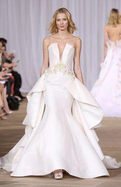 50 Best Designer Wedding Dresses With Frills For 2017 Images Alon