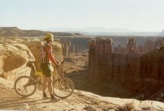 Mountain Biking the White Rim Trail in Utah