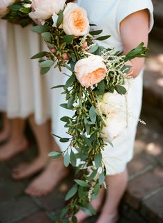 Creative Flower Girl Ideas from Tulipina | Snippet & Ink