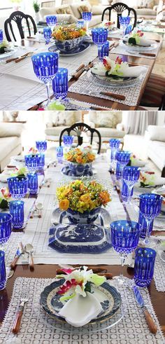 table inspiration..