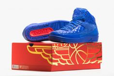 watch 1297f 25ba4 A First Look at the Italian-Made Just Don x Air Jordan 2 Retro  Even with  Jordan s brand-wide emphasis on improved materials this year, ...