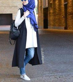 trendy sporty hijab, Modern Hijab Street styles http://www.justtrendygirls.com/modern-hijab-street-styles/