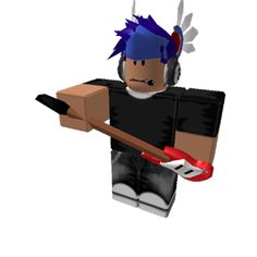 One of the greatest robloxian guitarist in the world of roblox!