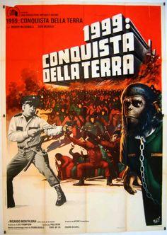 cover maniak!: 1999: conquista della Terra (1972)
