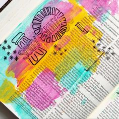 Salt and light stamp set and journaling page  Big News for Growing Meadows! Bible Journailing Bible Art Growing Meadows Tai Bender