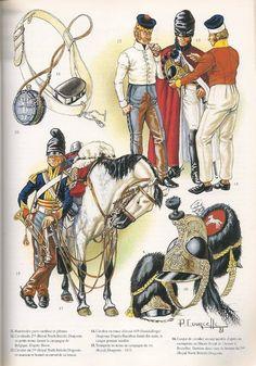 Royal Dragoons 1812