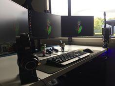 Minimal Setup (Kinda) :p