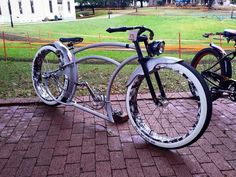 Beach Cruiser Bikes, Cruiser Bicycle, Motorized Bicycle, Custom Motorcycles, Custom Bikes, Velo Shop, Trike Scooter, Leather Bicycle, Lowrider Bike