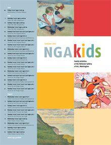 NGA interactive art