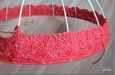 Crochet a Lamp Shade
