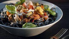 Spinach, Pasta, Vegetables, Food, Essen, Vegetable Recipes, Meals, Yemek, Veggies