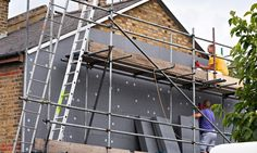 Energy saving grants for external wall insulation, double glazing windows, solar energy, air source and ground source heat pumps and
