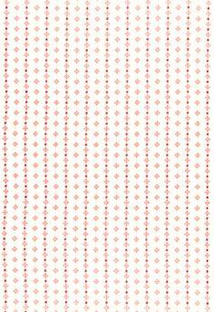 girls room curtains  Macaroni Schumacher Fabric