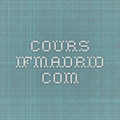 Règles d'écriture radiophonique _cours.ifmadrid.com