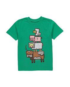 Minecraft Animals T-shirt