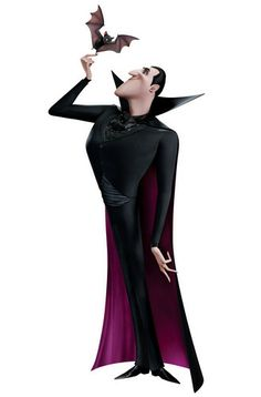 Dracula - that's my good old Dad! #HotelT2 - in theaters September 25th