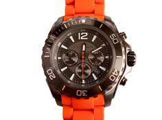 Michael Kors MK8234 #Watch in Orange  Love this for Summer!