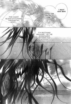 Read manga Vampire Knight 036 online in high quality