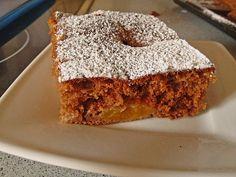 Aprikosen - Schoko - Kuchen